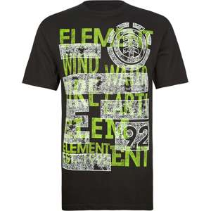 ELEMENT Shock Mens Organic T Shirt 184083100  Graphic Tees