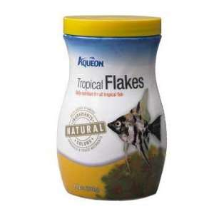 Tropical Flakes 7.12oz (Catalog Category Aquarium / Flake Fish