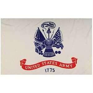 United States Army 1775 Flag 12 x 18 Patio, Lawn