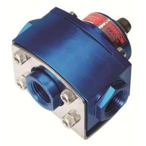Products 10662 Blue 2 Port Carburetor Fuel Regulator Automotive