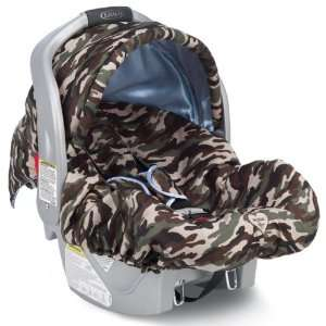 Baby Bella Maya ISC001   X Infant Car Seat Cover Baby