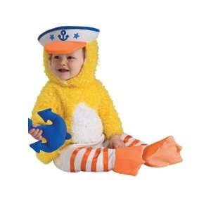 Duckie Costume Baby Infant 12 18 Month Cute Halloween 2011