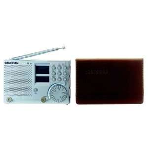 FM Stereo SW Shortwave World Band Digital Travel Radio with World