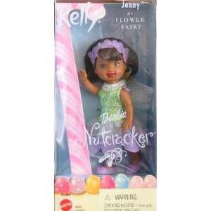 Barbie Nutcracker Kelly JENNY as FLOWER FAIRY Doll AA (2001)  Toys