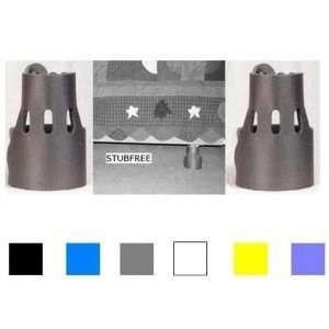 STUBFREE bed frame Safety Caster Cushion (Purple)