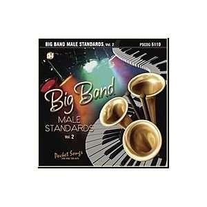 Big Band Male Standards, Vol. 2 (Karaoke CDG) Musical
