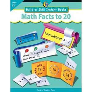 TEACHING PRESS MATH FACTS TO 20 BUILD A SKILL