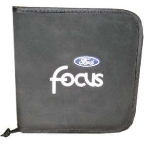 Promotional Ford Focus CD/DVD Wallet Case