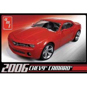 AMT PLASTIC MODEL KITS   1/25 2006 Chevy Camaro Concept