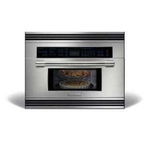 Oven with 1.1 Cu. Ft. Capacity, Convection, and Glass Wave Touch