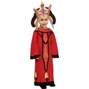 Lets Party By Rubies Costumes Star Wars Queen Amidala Toddler Costume