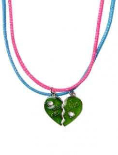 Girls Clohing | Necklaces | BFF Broken Hear Mood Necklace | Shop