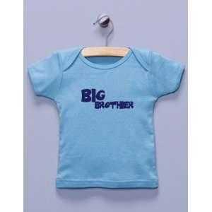 Big Brother Blue Shirt / T Shirt Baby