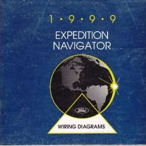 and Navigator Wiring Diagrams The Ford Motor Company Books