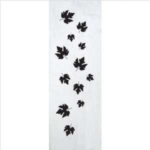 Falling Maple Leaves (Black)   Loft 520 Home Decor Vinyl