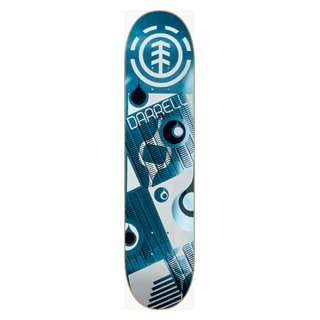Element Skateboards Stanton Illumination Deck  7.5 Push