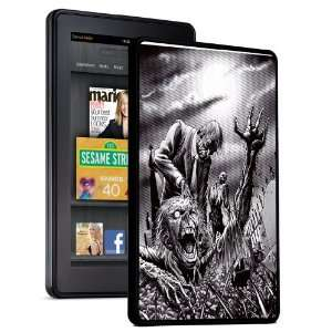 Zombie Brains   Kindle Fire Hard Shell Snap On Protective