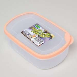 Rectangular 61 Oz. Food Storage Container Case Pack 48