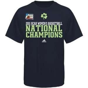 NCAA adidas Notre Dame Fighting Irish 2011 NCAA Womens Basketball