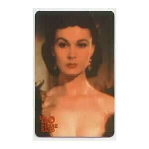 Collectible Phone Card $50.Gone With The Wind Movie