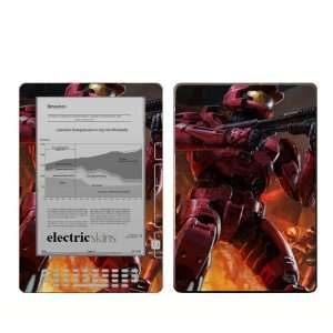 Kindle DX Protective Skin Kit Halo Reach Master Chief #2 Gaming Alien