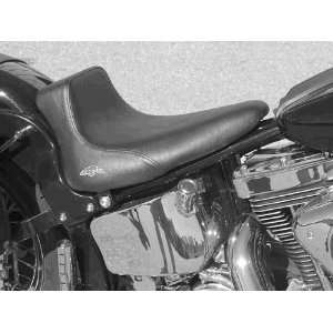 Solo High Noon Standard Seat For Harley Davidson Softails Automotive