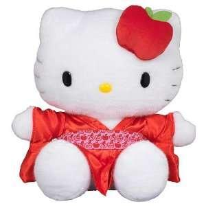 Hello Kitty Plush   Kimono
