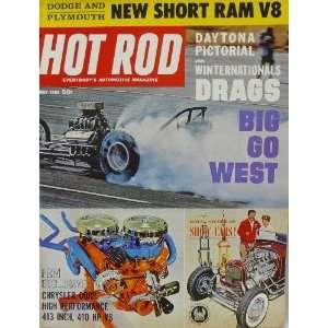 Hot Rod Magazine   Single Issue   May, 1962   Volume 15, No. 5