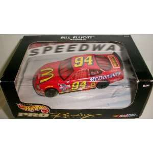 #94 Mcdonalds Car 1997 Hot Wheels Pro Racing Series Toys & Games