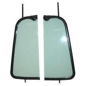 GMC FULL SIZE PICKUP fullsize VENT WINDOW FRAME TRUCK, Painted W/Vent