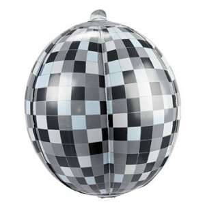 Inflatable Hanging Disco Balls Retro Party Decoration