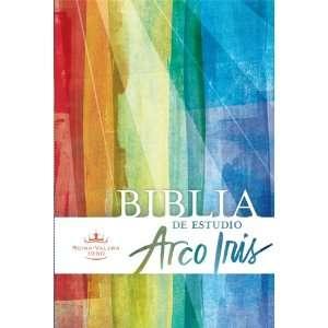 Biblia de estudio: Arco Iris (9781558195554): B&H Espanol