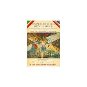 Guidebook to Diego Riveras Frescoes in Mexico R. S. Silva E. Books