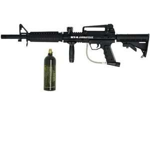 BT BT 4 ASSAULT E FRAME PAINTBALL MARKER PACKAGE 1: Sports & Outdoors