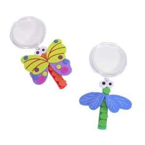 Foam Bug Magnifying Glass Craft Kits Toys & Games