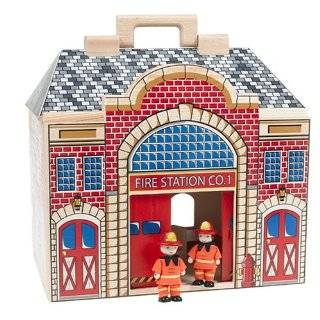 Melissa and Doug Fold and Go Fire Station: Explore similar