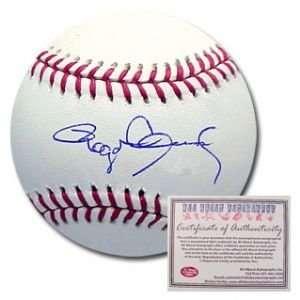 New York Yankees Hand Signed Rawlings MLB Baseball