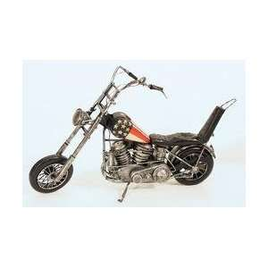 American flag chopper motorcycle Toys & Games