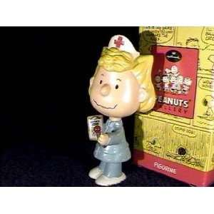 QPC4060 Hallmark Peanuts Gallery Nurse Sally:  Home