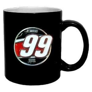 Carl Edwards NASCAR 2 Tone Coffee Mug Sports & Outdoors