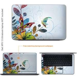 Matte Decal Skin Sticker (Matte finish) for Dell XPS 13