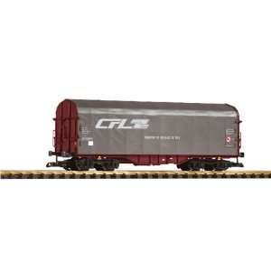 CARGO VI TARP CAR   PIKO G SCALE MODEL TRAIN CARS 37716 Toys & Games
