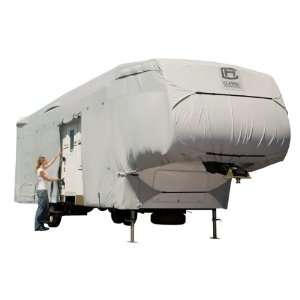 Classic Accessories 80 003 161001 00 PolyX 300 Grey 5th Wheel Cover