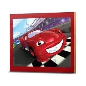 12 PIECE 3D JIGSAW PUZZLE RACE CAR Toys & Games