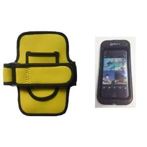 Waterproof iPhone Hard Case (2 Piece Kit)  Players & Accessories