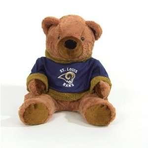St. Louis Rams 20 Plush NFL Football Team Bear (Stuffed Animal)   NFL