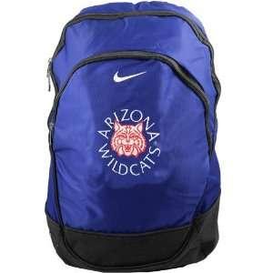 Nike Arizona Wildcats Navy Blue NCAA Backpack