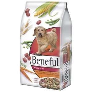 Beneful Original Dog Food, 7 lb   5 Pack