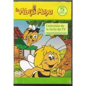 La Abeja Maya (5 Dvds) [*Ntsc/region 1 & 4 Dvd. Import latin