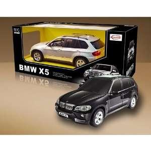 BMW X5 Remote Control Car in Black Scale1/14 Toys & Games